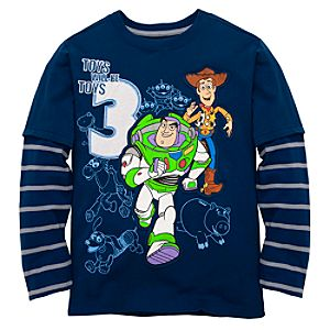 Double-Up Toy Story 3 Tee