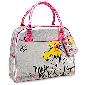 Glitter Tinker Bell Bag