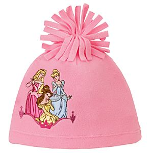 Fleece Disney Princess Hat