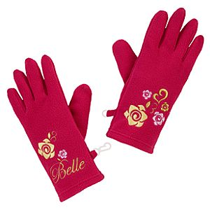 Fleece Belle Gloves