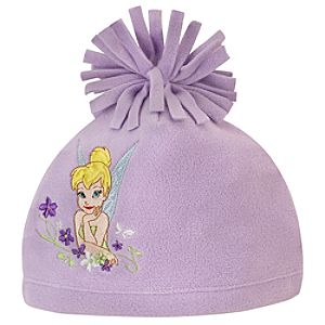 Fleece Tinker Bell Hat