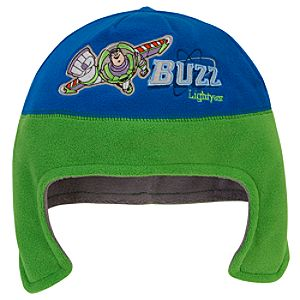 Fleece Buzz Lightyear Hat