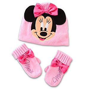 Minnie Mouse Warmwear Set