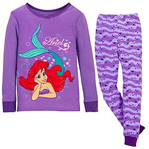 Little Mermaid Ariel PJ Pal