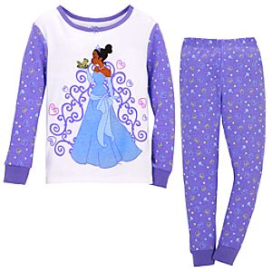 The Princess and the Frog PJ Pal