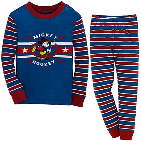 Hockey Mickey Mouse PJ Pal