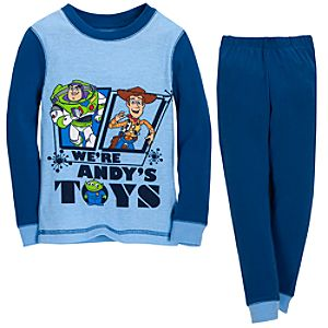 Buzz and Woody Toy Story PJ Pal