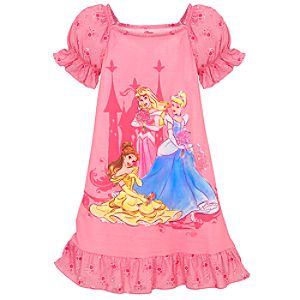 Castle Disney Princess Nightshirt