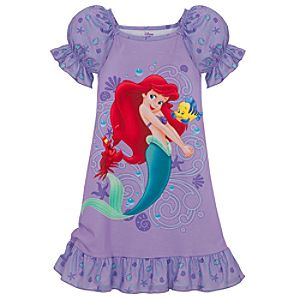 Little Mermaid Ariel Nightshirt