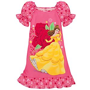Rose Princess Belle Nightshirt