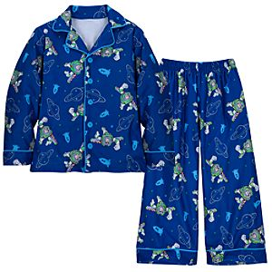 Buzz Lightyear Pajamas Gift Set