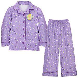 Tinker Bell Pajamas Gift Set