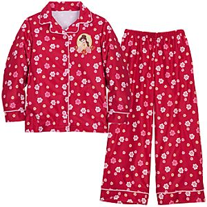 Belle Pajamas Gift Set