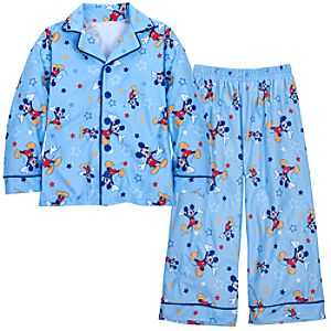 Mickey Mouse Pajama Gift Set