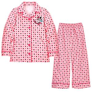 Minnie Mouse Pajamas Gift Set
