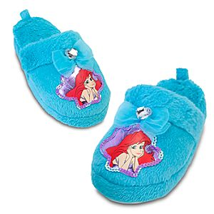 Plush Ariel Slippers