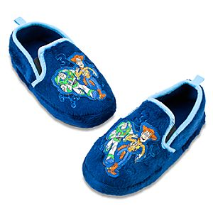 Woody and Buzz Lightyear Toy Story 3 Slippers