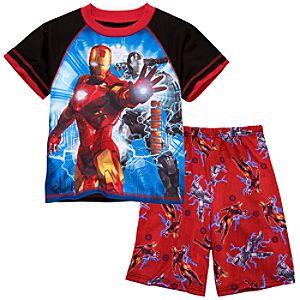 Iron Man 2 PJ Set for Boys