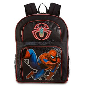 Personalized Spider-Man Backpack