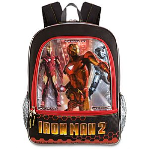 Personalized Iron Man 2 Backpack