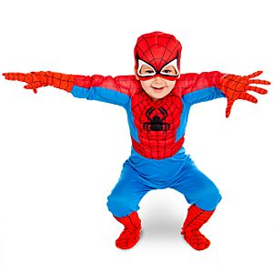 Spider-Man Costume for Toddler Boys