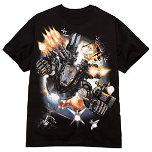 Full Metal Jacket Iron Man Tee for Men