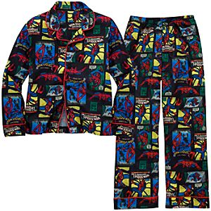 Comics Spider-Man Pajamas for Boys