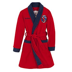 Personalizable Iron Man 2 Robe for Boys
