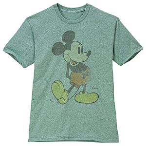 Slim Fit Mickey Mouse Tee by Junk Food for Men