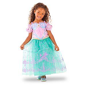 Glitter Ariel Costume