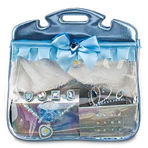 Dress-Up Cinderella Accessories Set -- 10-Pc.
