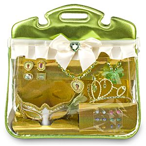 Dress-Up Tiana Accessory Set -- 10-Pc.