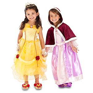 Belle Costumes -- Set of 2