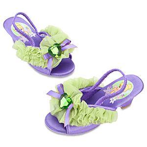 Deluxe Tinker Bell Slippers