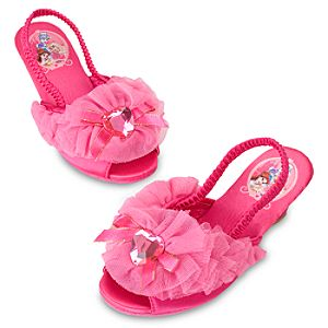 Deluxe Disney Princess Slippers