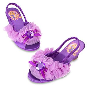 Deluxe Tangled Rapunzel Slippers
