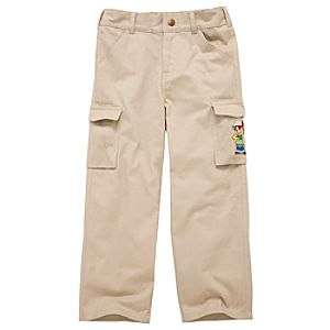 Cargo Khaki Handy Manny Pants for Boys