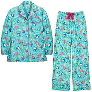 Alice in Wonderland Pajamas