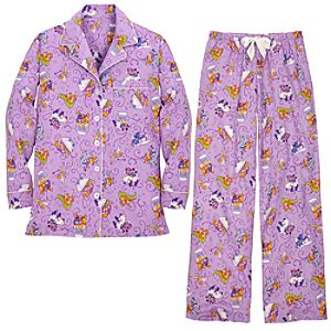 Flannel World of Disney Pajamas
