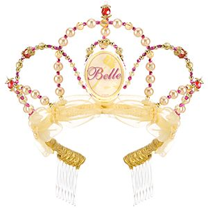 Beauty and the Beast: The Broadway Musical Belle Tiara
