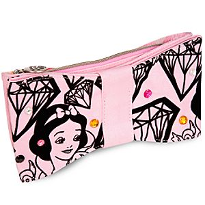 Bow Snow White Clutch Bag by Disney Couture