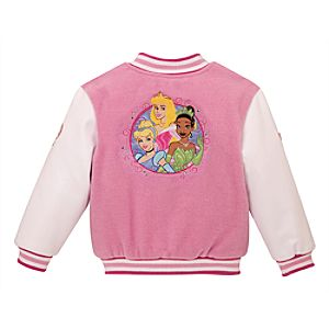Personalized Disney Princess Varsity Jacket