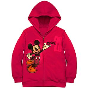 Hoodie Mickey Mouse Jacket