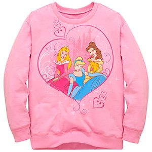 Disney Princess Sweatshirt