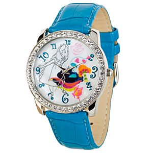 Pavé Classic Alice in Wonderland Watch for Women