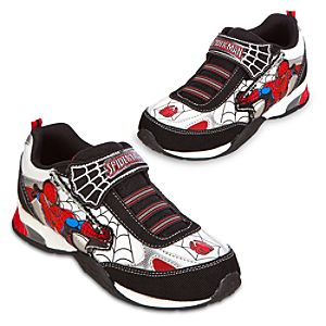 Light-Up Spider-Man Sneakers