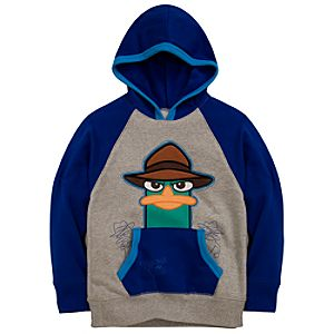 Hoodie Agent P Phineas and Ferb Sweatshirt