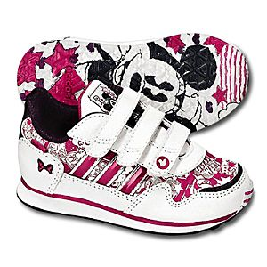 Minnie Mouse Adidas Streatrun Toddler Sneakers