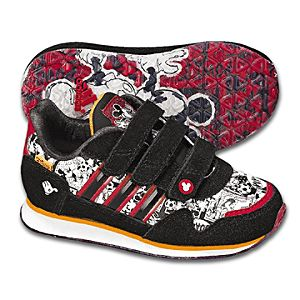 Mickey Mouse Adidas Streatrun Toddler Sneakers