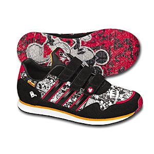 Mickey Mouse Adidas Streatrun Boys Sneakers